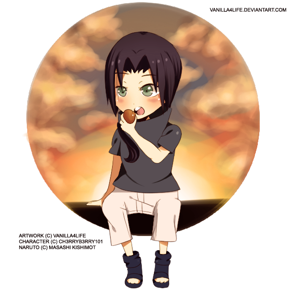 Uchiha Daichi - Request for ZoeZoe2k6 by vaniIIa-chan