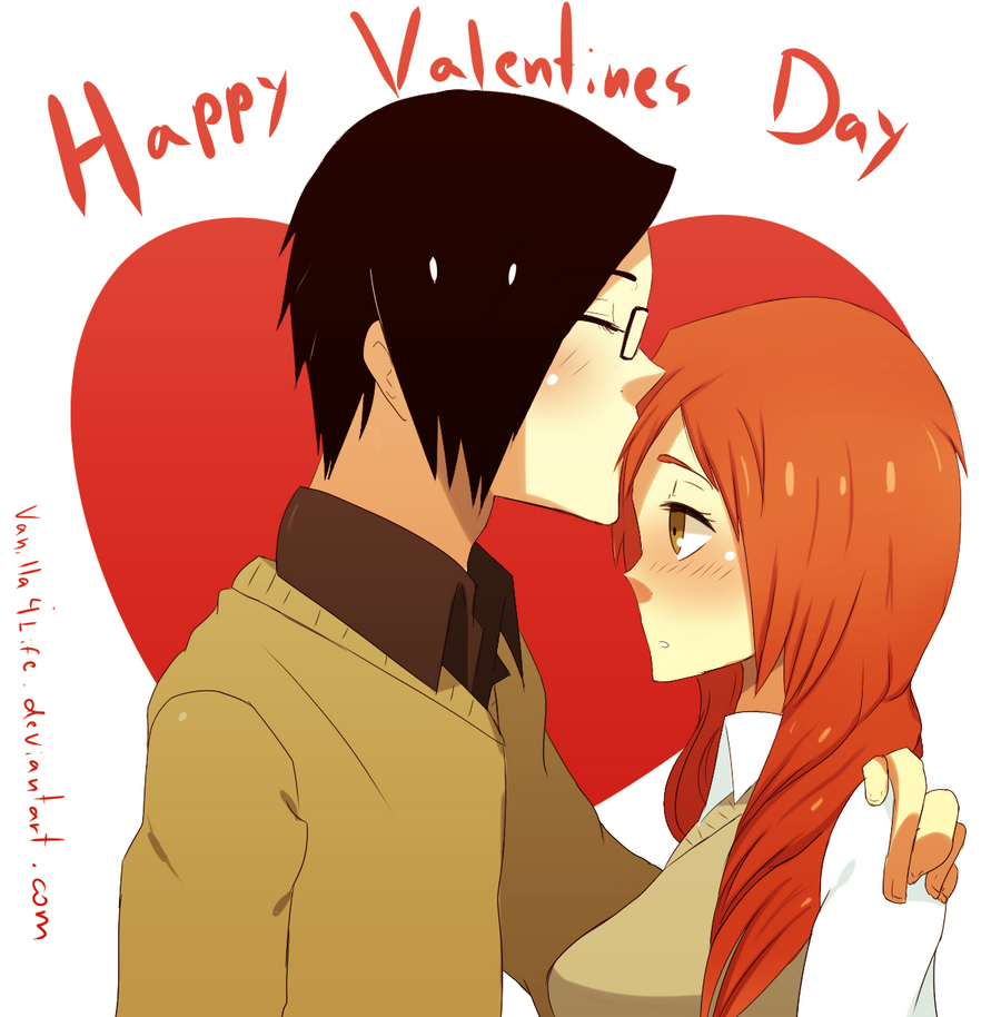 Ishihime - Valentines Day Contest by vaniIIa-chan