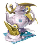 Ptempest in a Pteacup