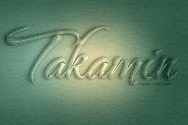 Takamin by FallenCrown