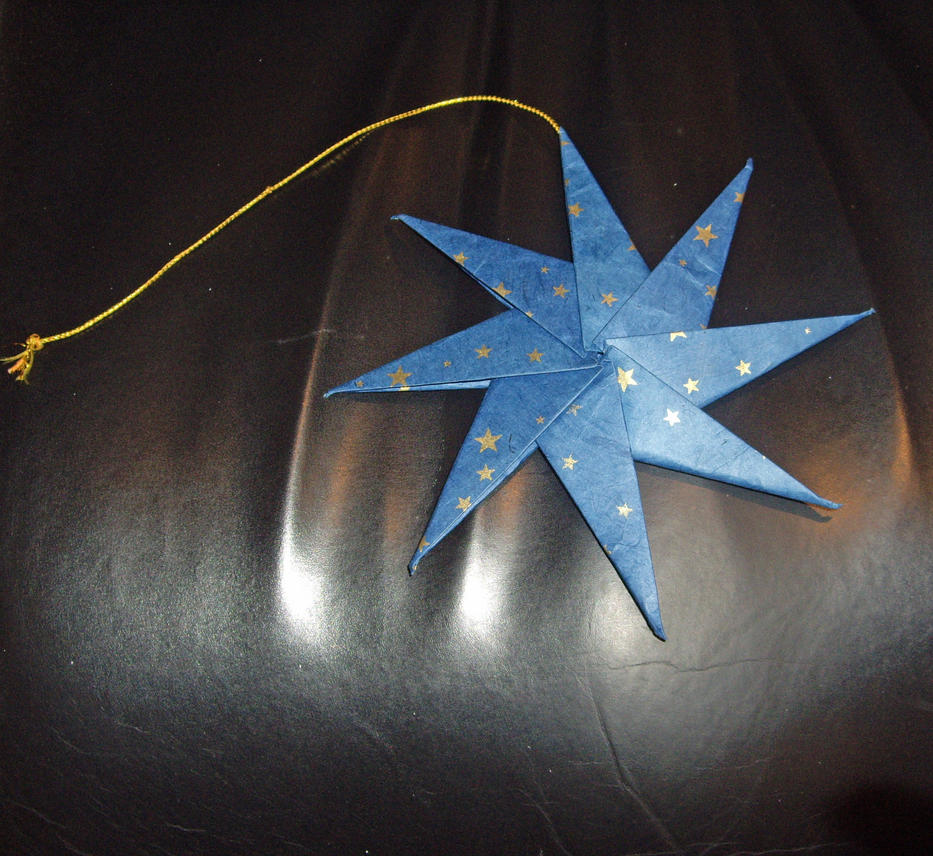 Christmas Star by Malintra-Shadowmoon