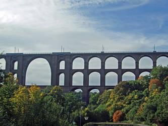 Goeltzsch Viaduct by Malintra-Shadowmoon