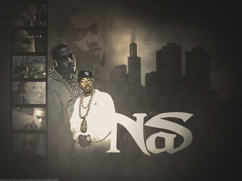 Nas Wallpaper by K1lluminati on DeviantArt