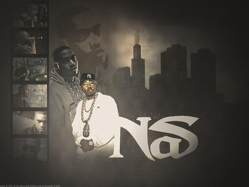 Nas Wallpaper by K1lluminati