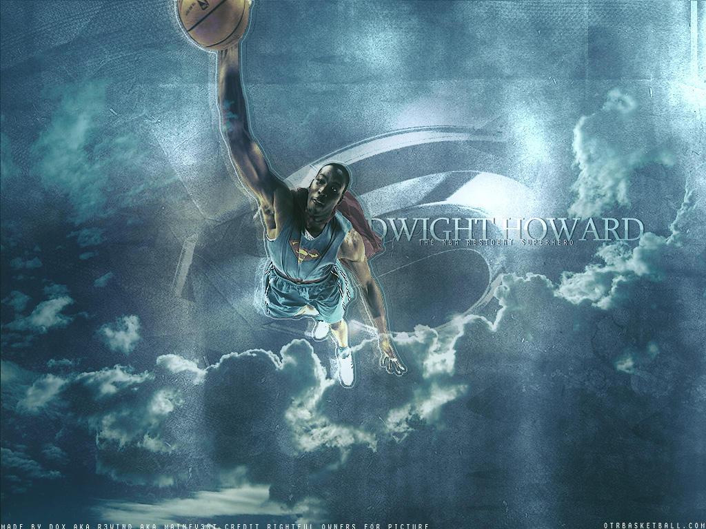 Dwight Howard Superman