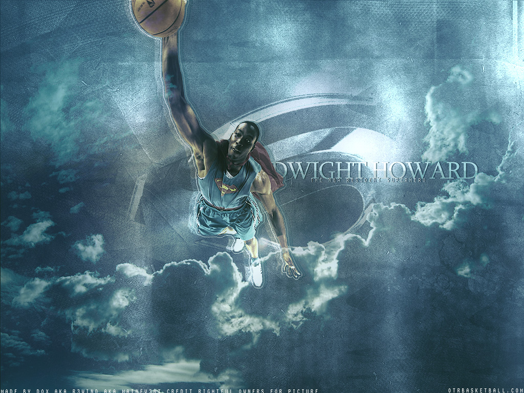 Dwight Howard Superman by K1lluminati