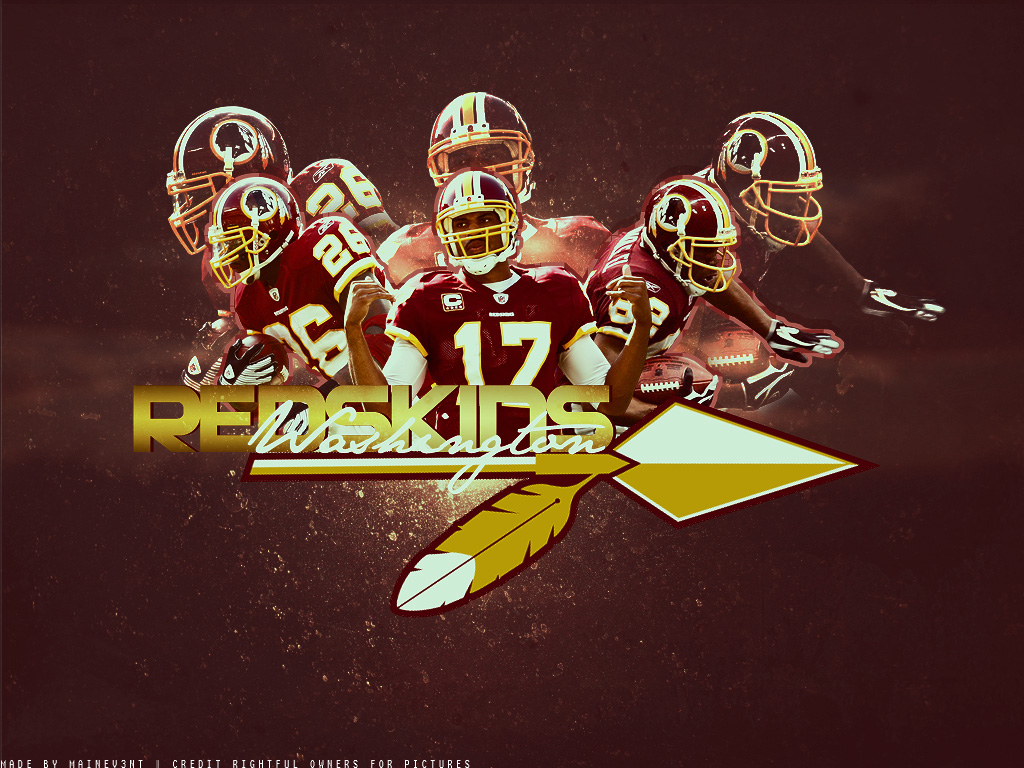 3d1b4458 Washington Redskins by K1lluminati on DeviantArt