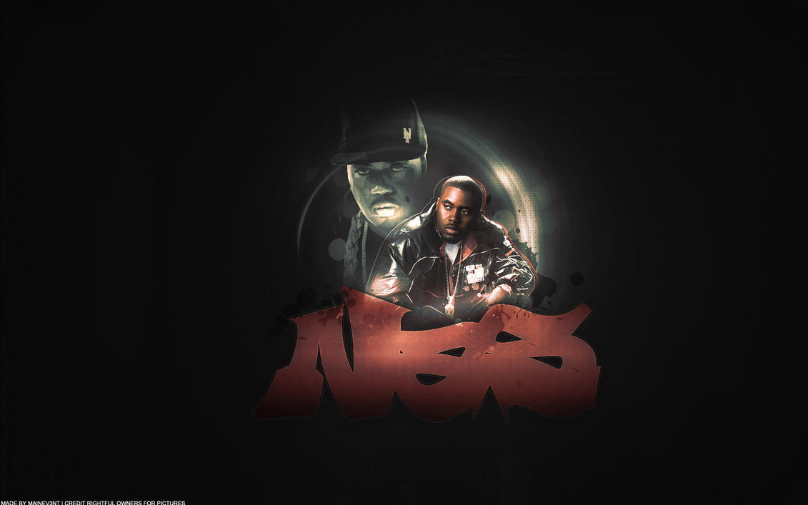 Nas Wall by K1lluminati