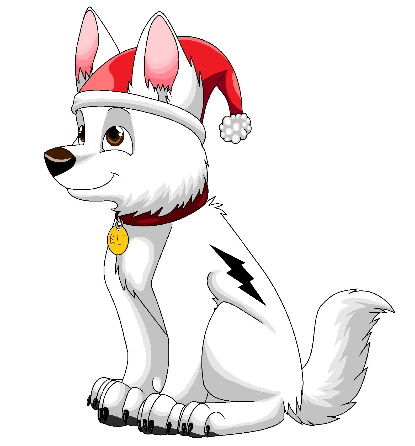 Random Bolt drawing by Kyuubi83256