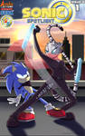 Sonic Spotlight: Issue #1 Sonic Vs Karahl