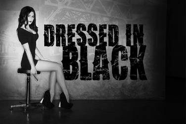 Dressed in Black by grodpro