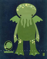 C is for Cthulhu by renton1313