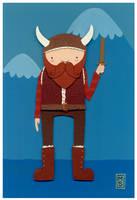 Little Viking by renton1313