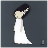 Bride of Frankenstein by renton1313