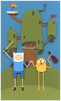 Nerd Love: Adventure Time