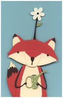 Lesser Garden Fox by renton1313