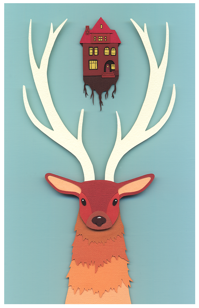 The Elk Lodge by renton1313