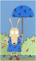 Rocko's Bad Day