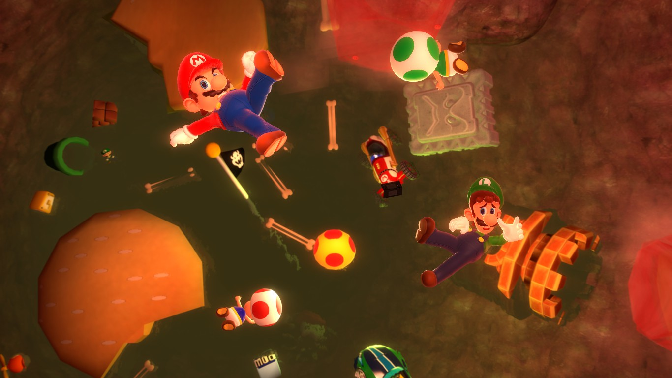 Mario And Luigi Bowser S Inside Story By Zeubermedicgmod On Deviantart