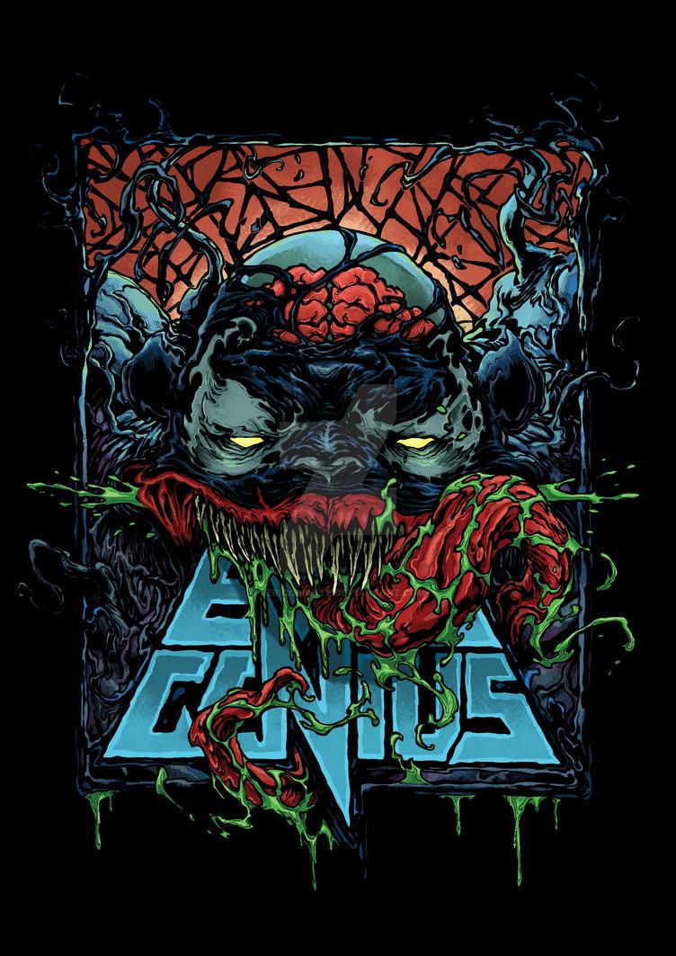 Evil Genius Venom By Jericomarte On Deviantart