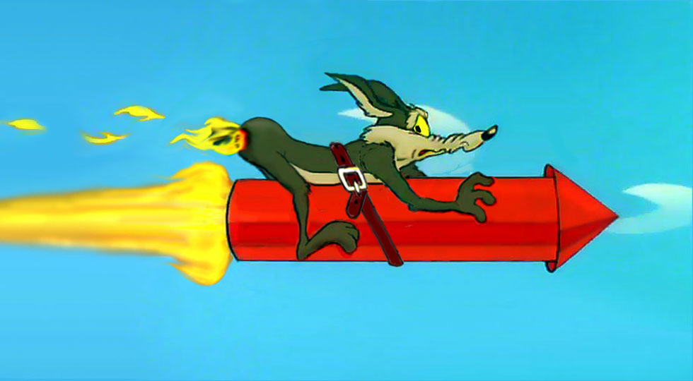 Coyote Rocket