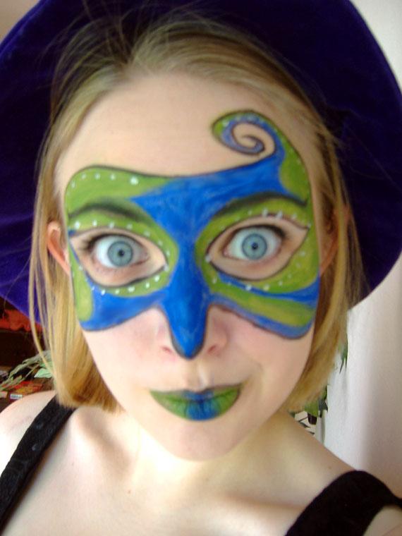 Masquerave Makeup 2 by Mystitat
