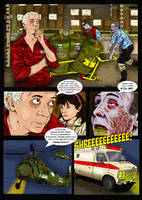 Revenge of the Living Dead 5 by smartgary