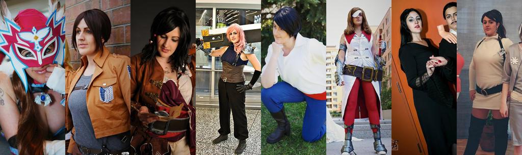 2014 in cosplay by rocknroler