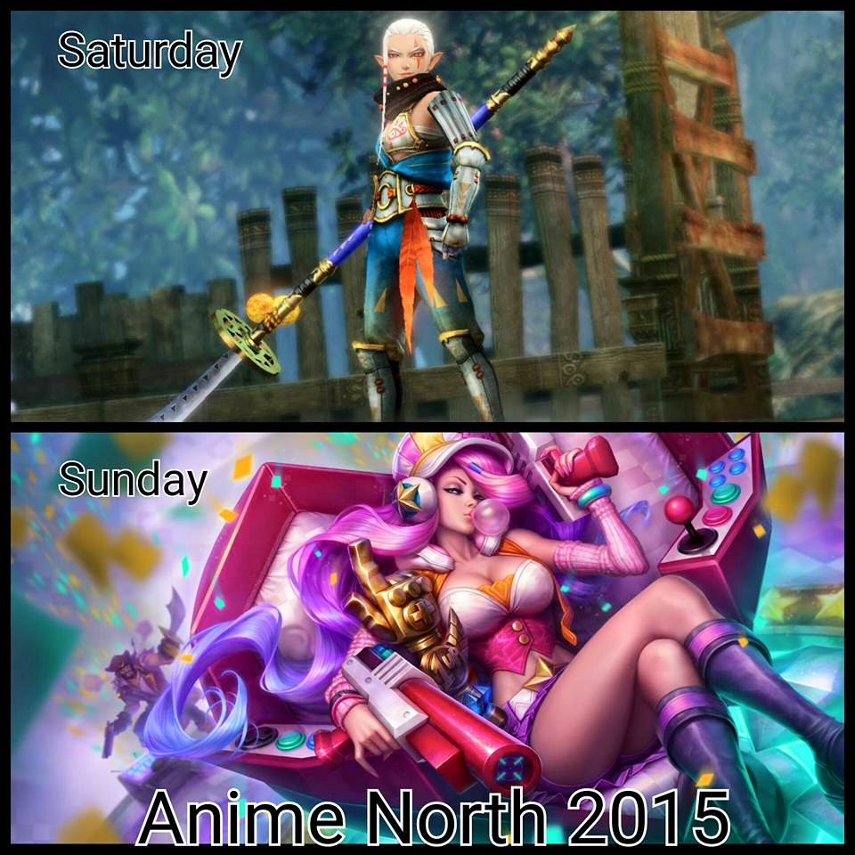 Anime North 2015 by rocknroler