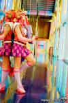 Arcade Miss Fortune by rocknroler