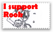 I Support Rook Stamp by rainbowflyinglizard
