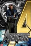 Poster Nick Fury Avengers