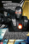 Poster War Machine Avengers