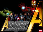 Wallpaper The Avengers Movie 3