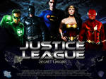 Justice League Movie Poster 3