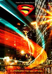 Superman Man Of Steel Teaser by Alex4everdn