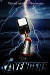 Thor Avengers Teaser Poster