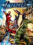 The Avengers Movie Poster Concept Art Ver.2
