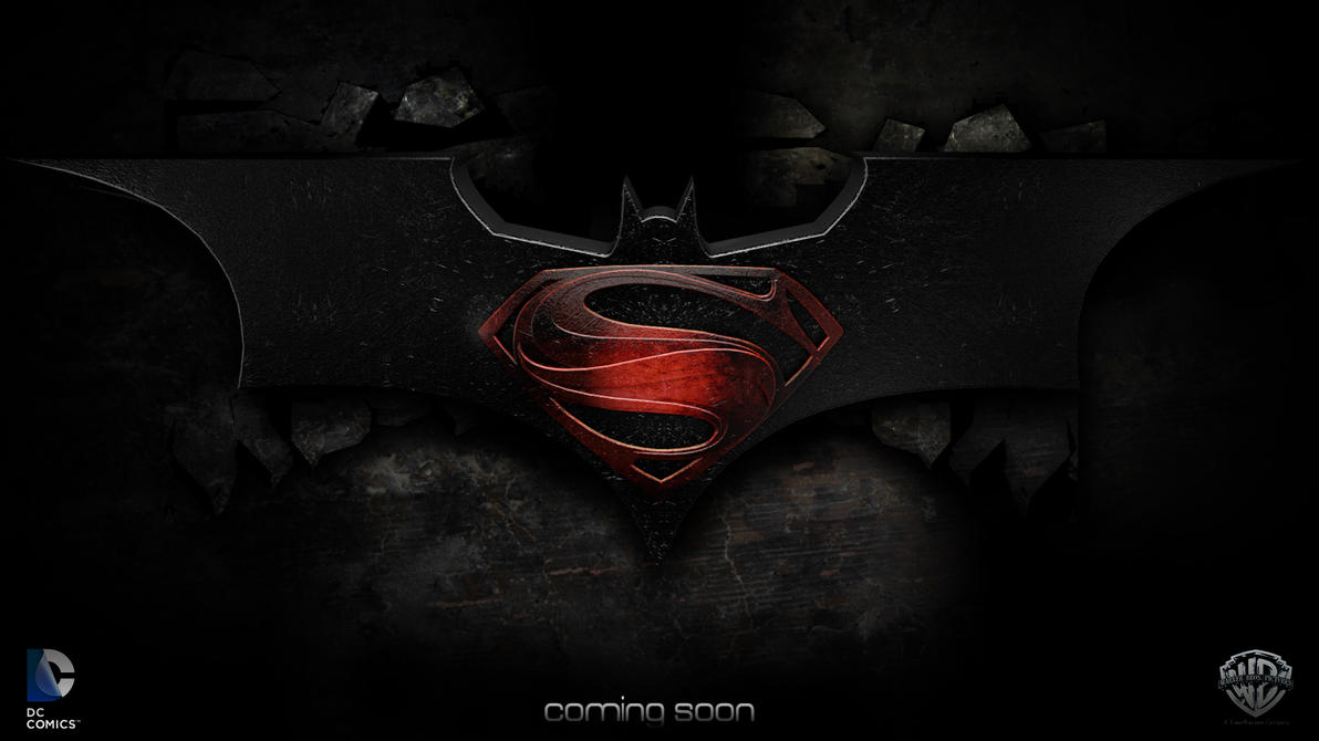 Worlds Finest Superman VS Batman Wallpaper By Alex4everdn