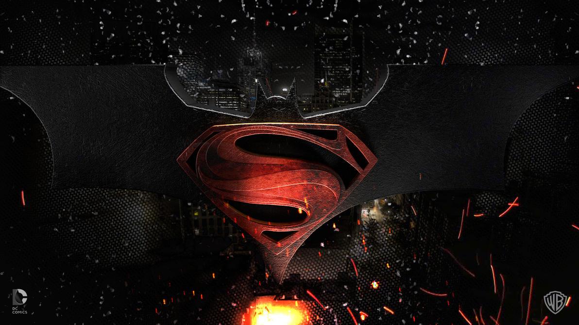 World's Finest Wallpaper - Superman/Batman by Alex4everdn