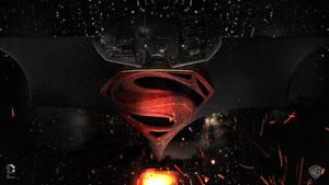 World's Finest Wallpaper - Superman/Batman