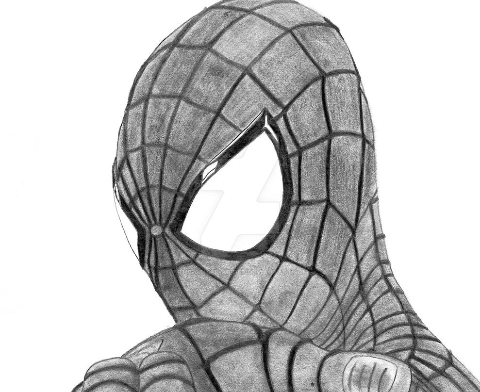 The amazing spider man 2 by the ginger artist on deviantart