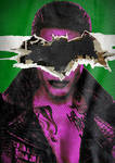 Dawn of justice: Joker poster