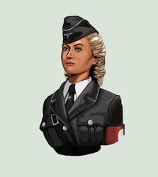 Officer by Rollov2013