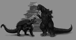 Goji raids again
