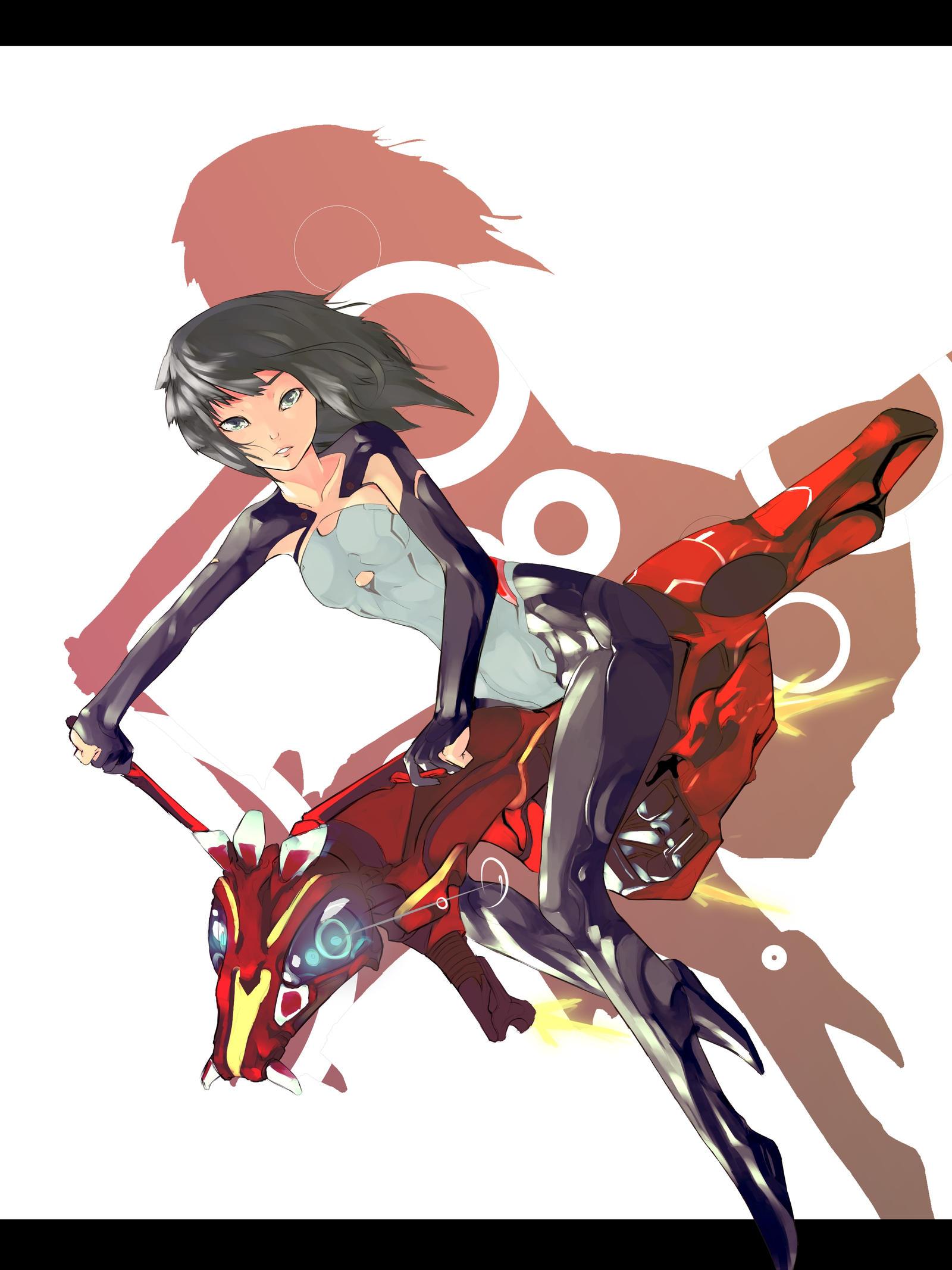 Rider by ricardothb