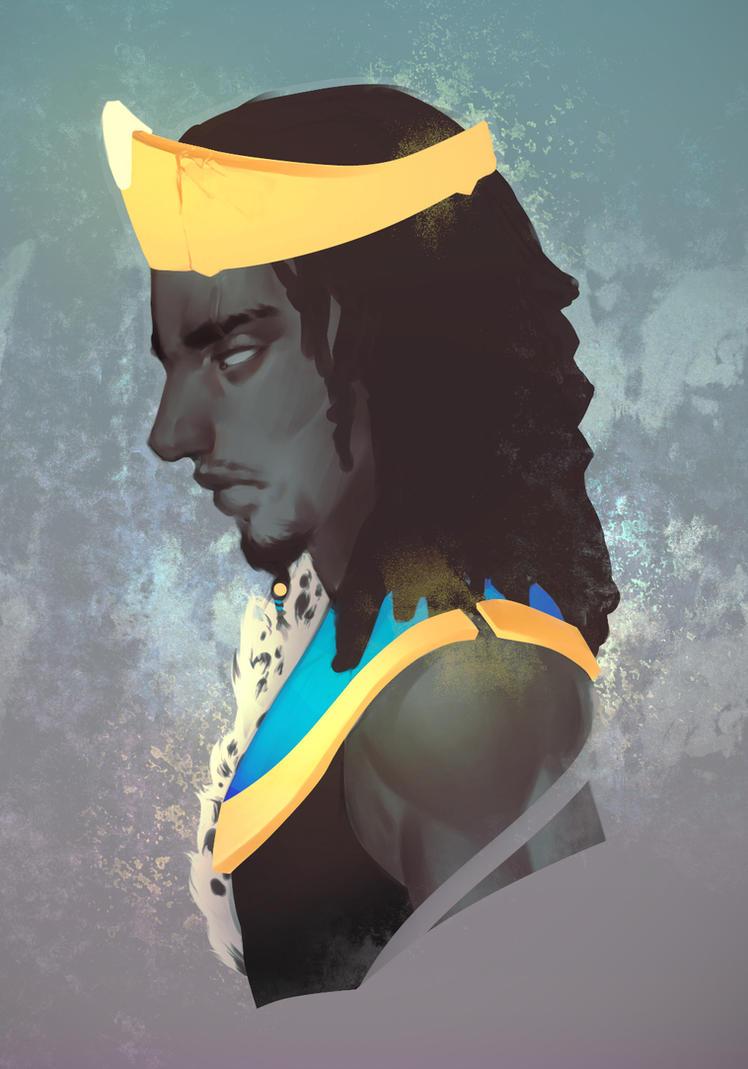 Nubian King by ricardothb