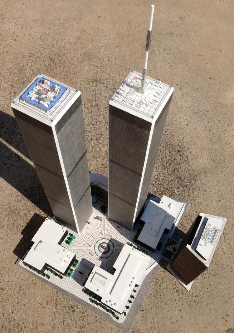 World Trade Center Wtc By Aurora Alpha Dragon On Deviantart