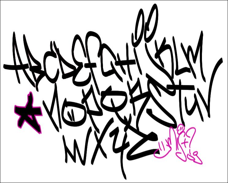 Tagger Graffiti