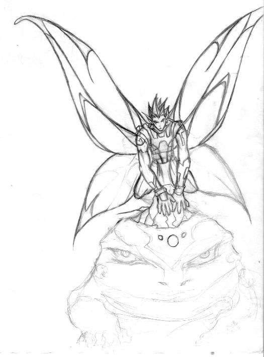 Fairy assassin by eniosus